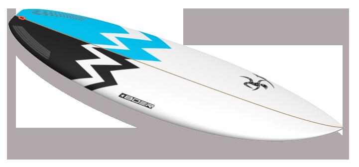 prancha-de-surf-fireball-curva
