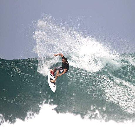 Surfer-dado